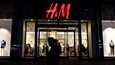 H&M:n myymälä Pekingissä.