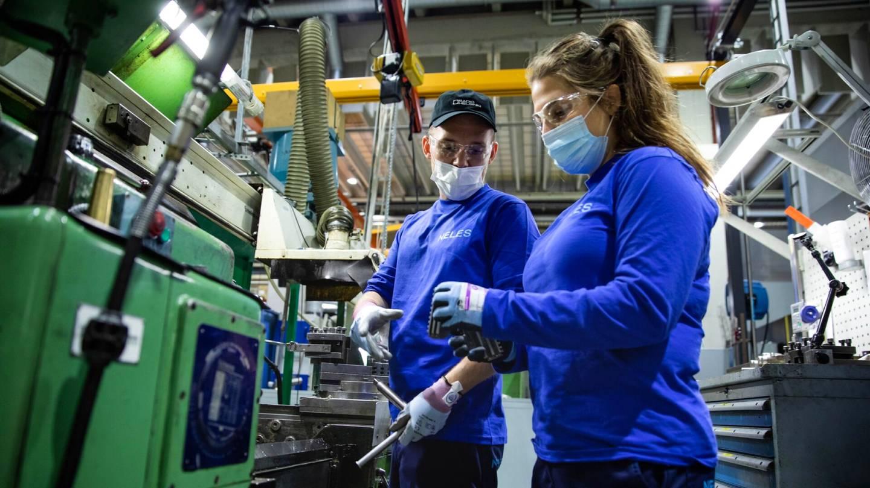 Työllisyys | Suomi on koneiden ja laitteiden valmistuksen suurvalta, mutta koneistajan tehtäviin ei tahdo löytyä päteviä hakijoita