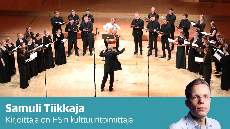 Lauantaiessee | Orkesterit dominoivat klassista konserttielämää, mutta kuorot ja kamarimuusikot haluavat nousta niiden rinnalle