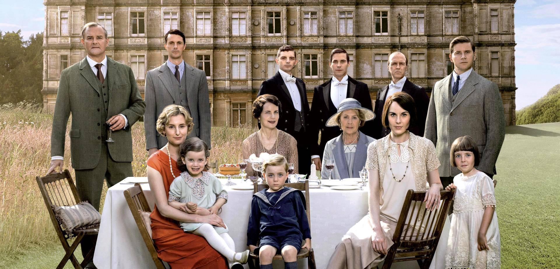 Downton Abbey Elokuva