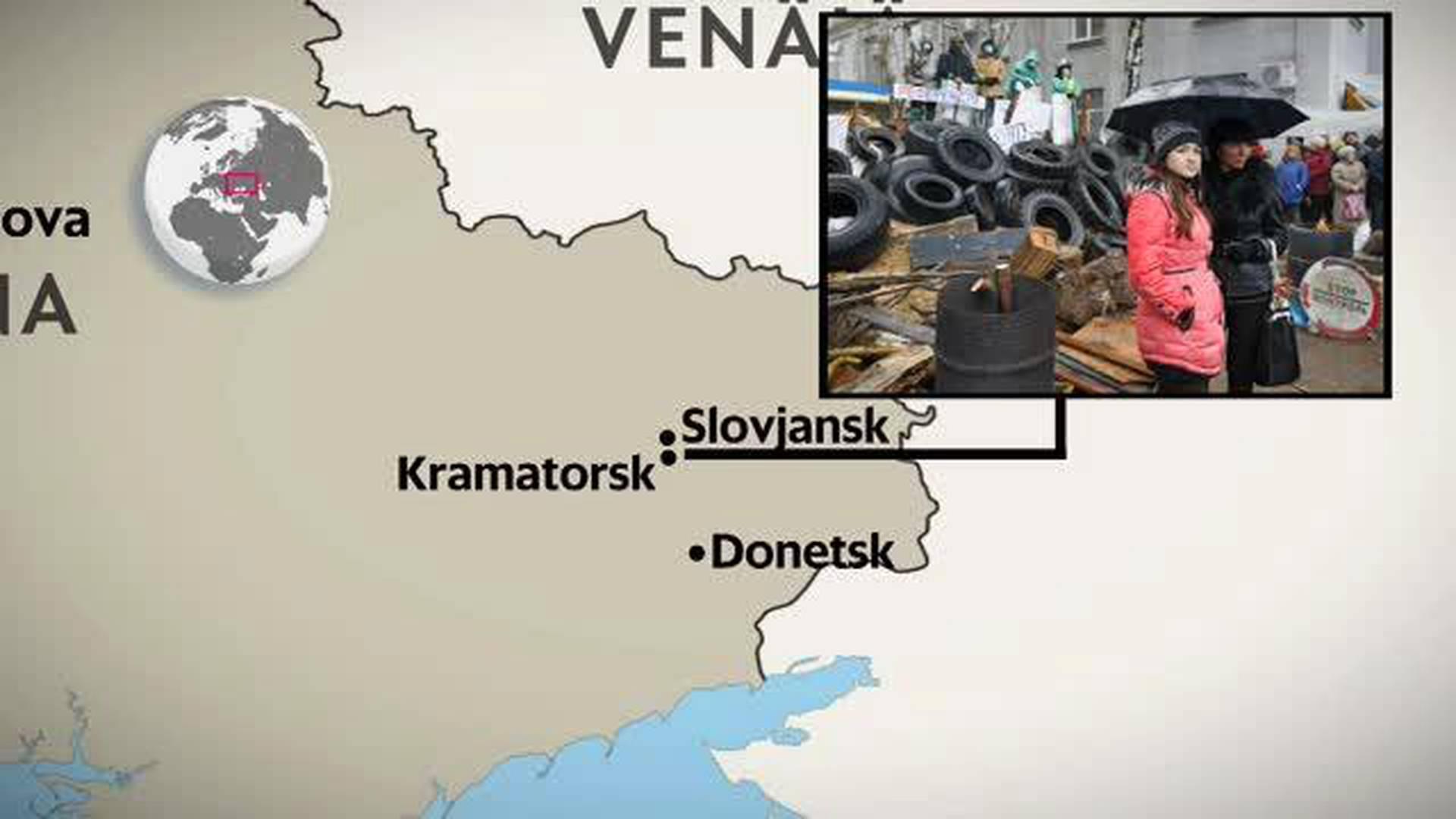 Ukraina Venajan Toimista Todisteita Eu Neuvottelee Uusista