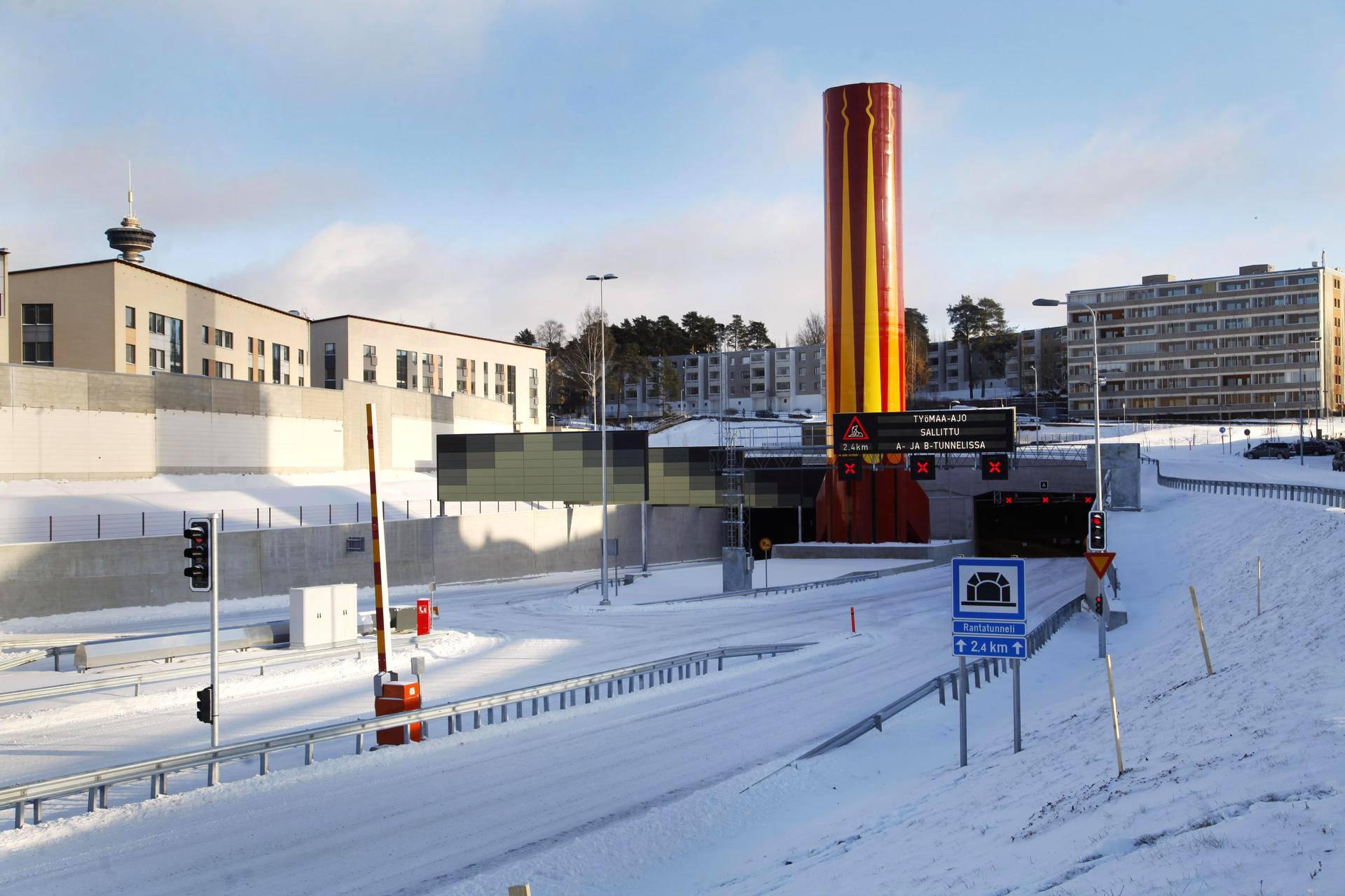 Suomen Pisin Tunneli