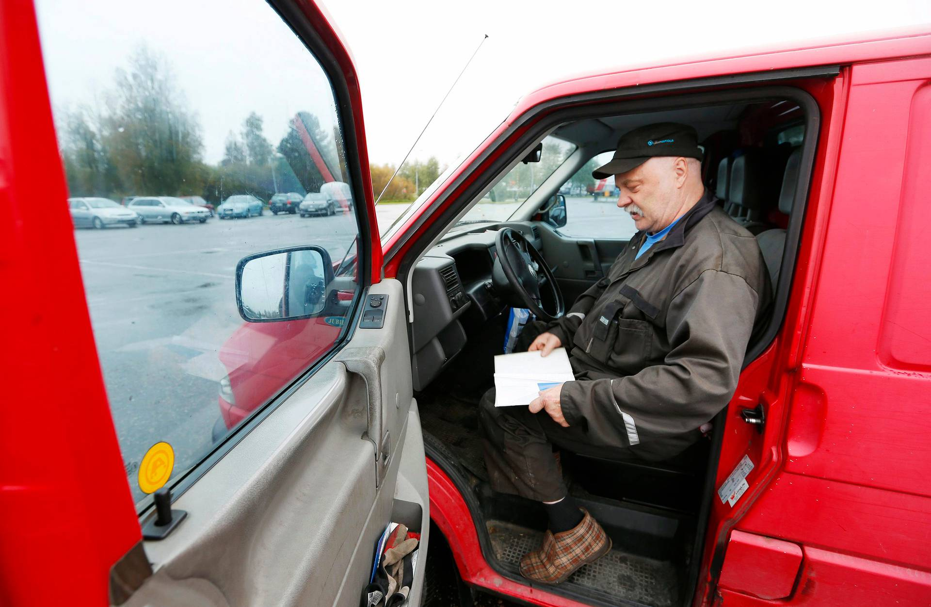 Auton Rekisteröinti