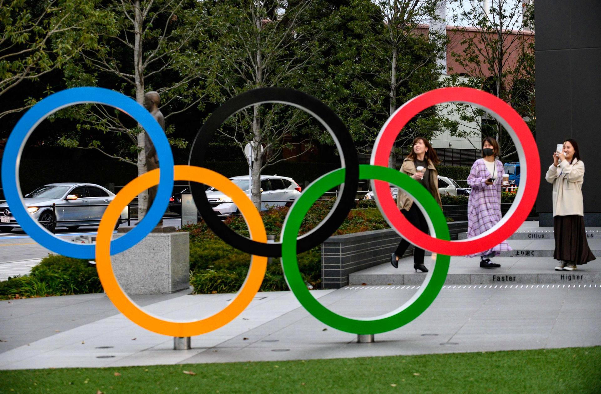 Tokio Olympialaiset