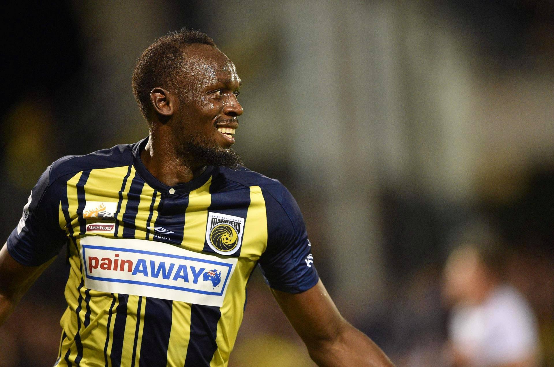 Usain Bolt Jalkapallo