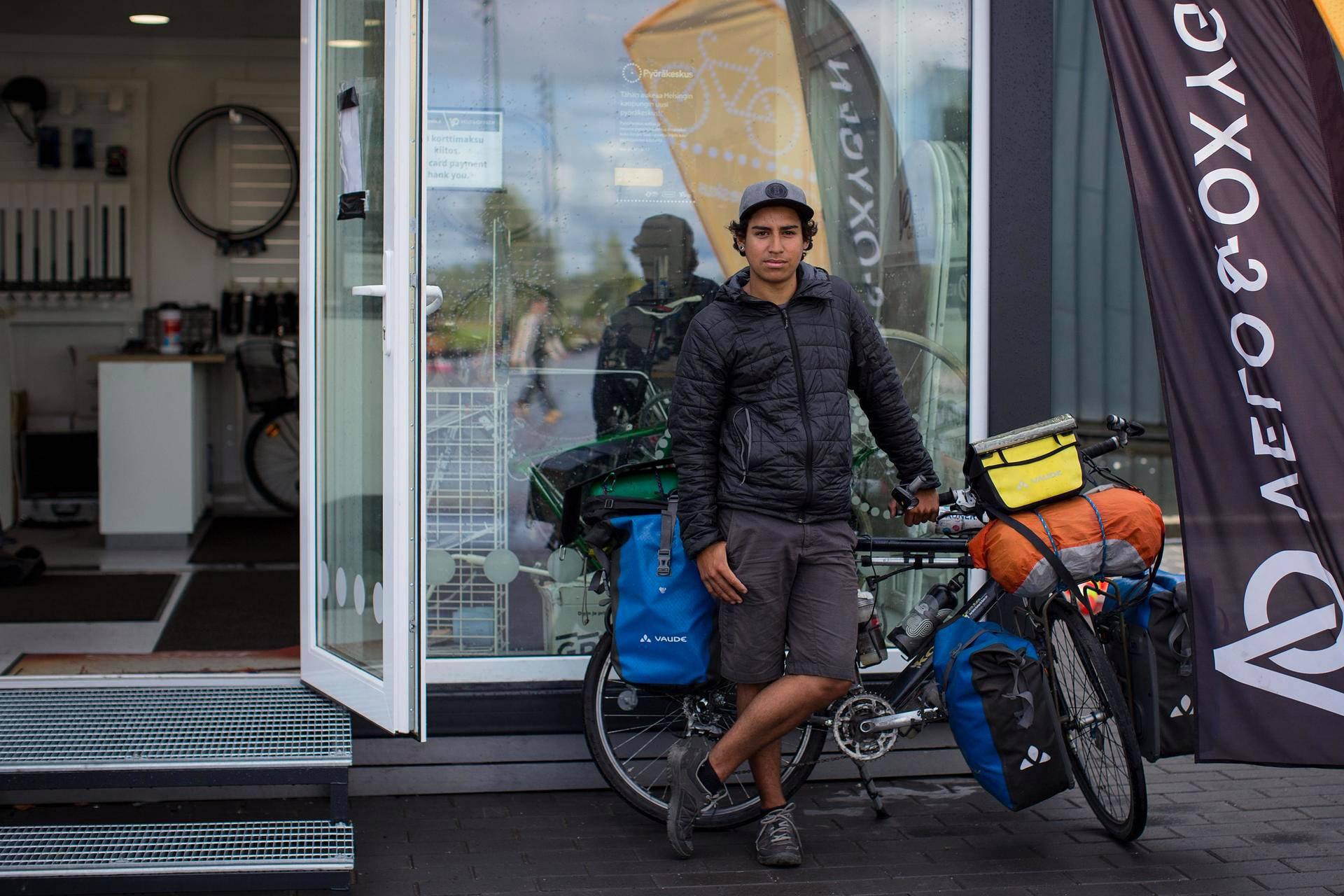 Pyöräkorjaamo Helsinki