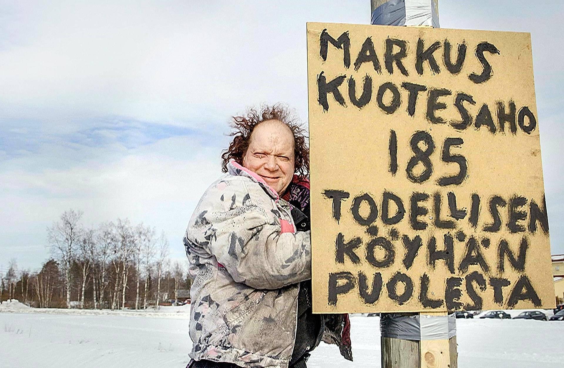 Markus Vastaan Kansa