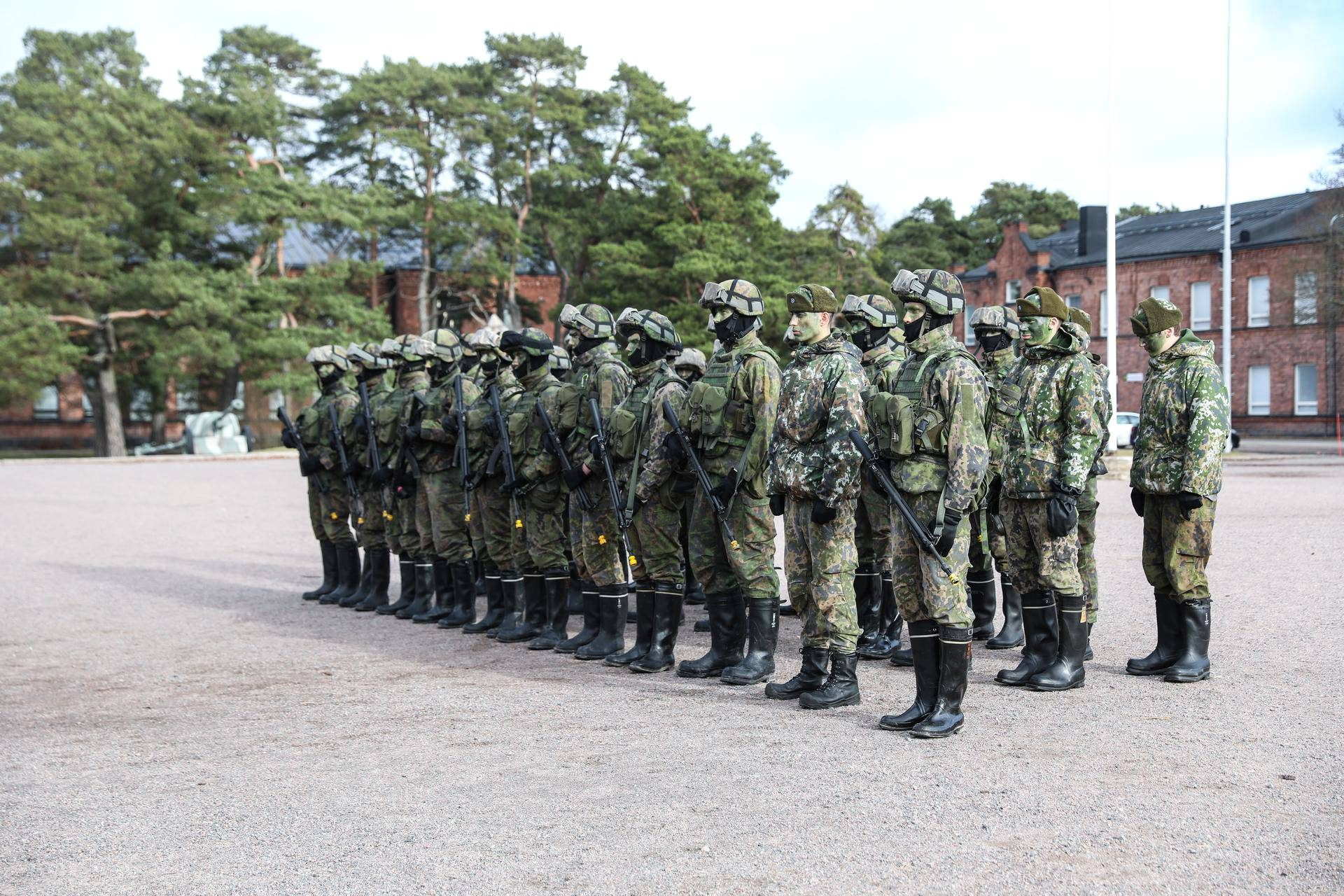 Armeija Testi