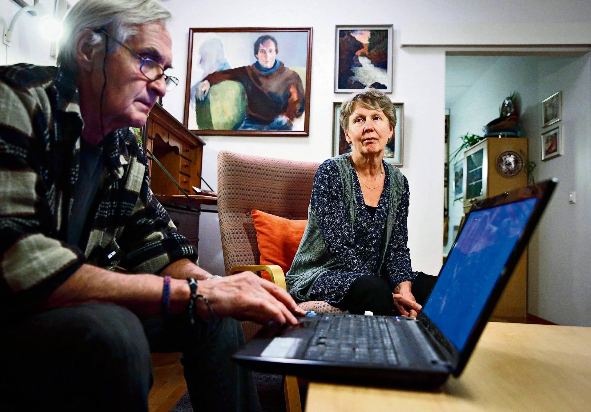 Jyri Jaakkolan vanhemmat Raimo ja Eve Jaakkola ovat yli neljä ja puoli vuotta tehneet töitä saadakseen poikansa tappajat oikeuteen.