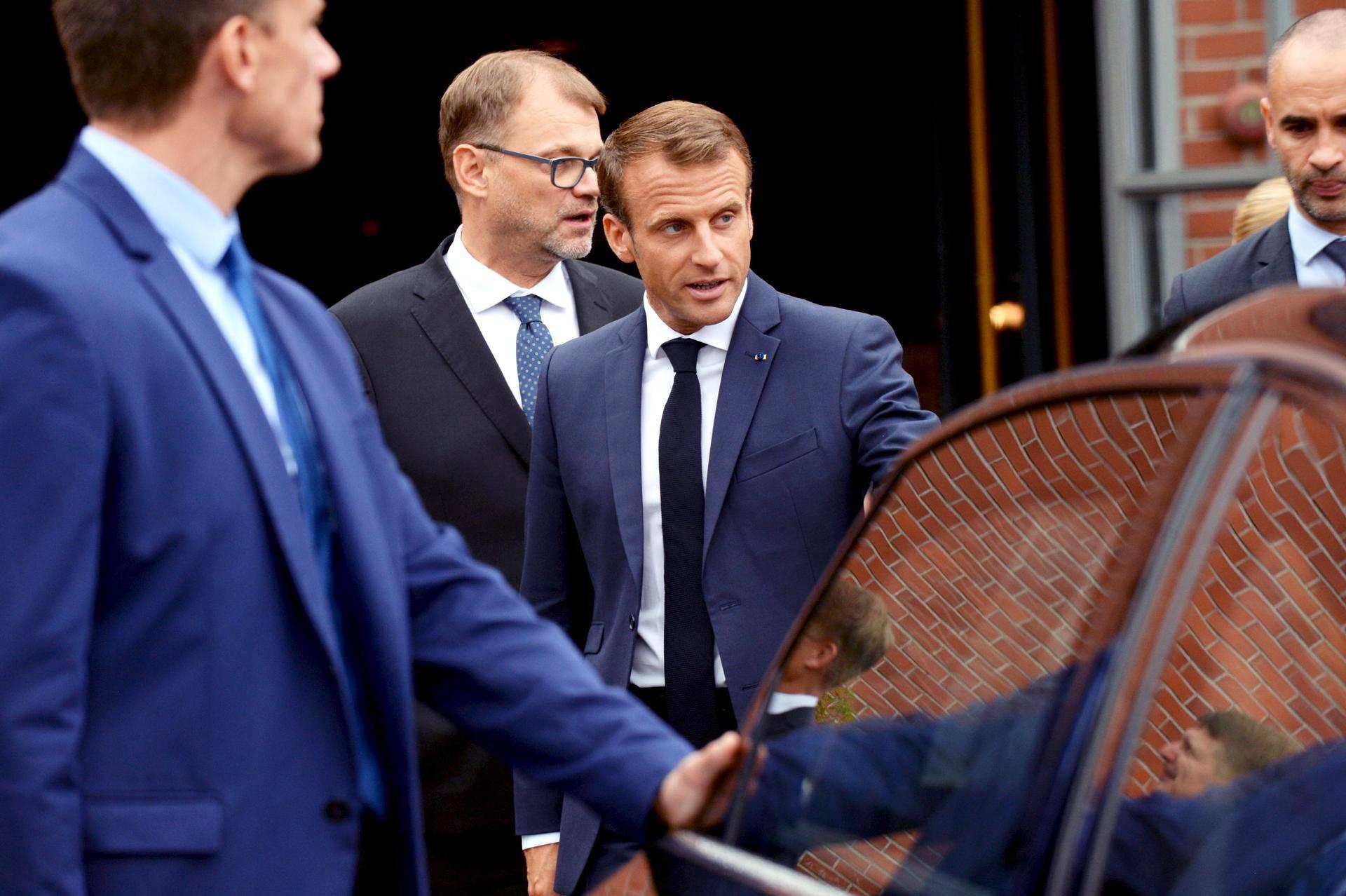 Ranskan Presidentti