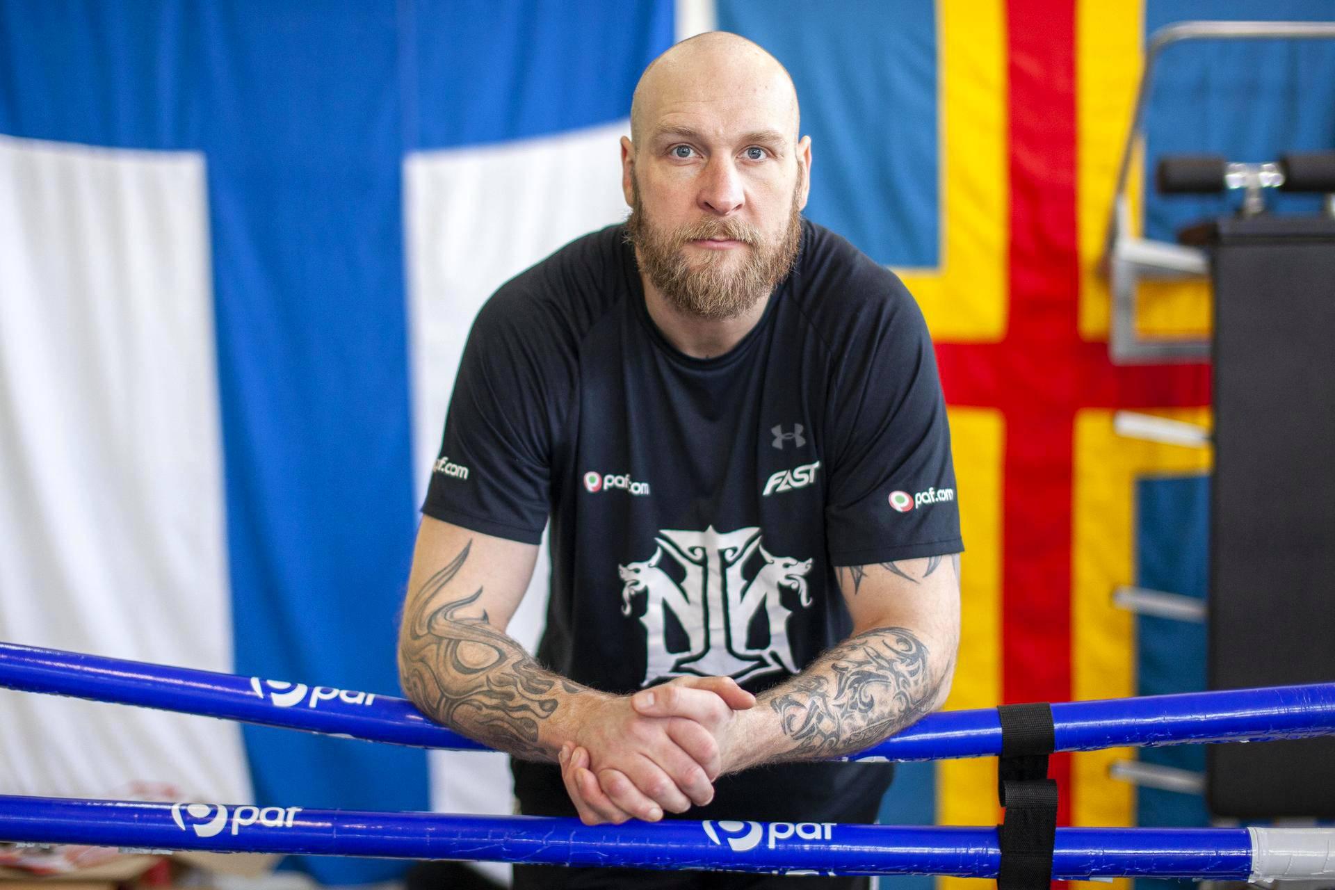 Suomalainen Nyrkkeilijä