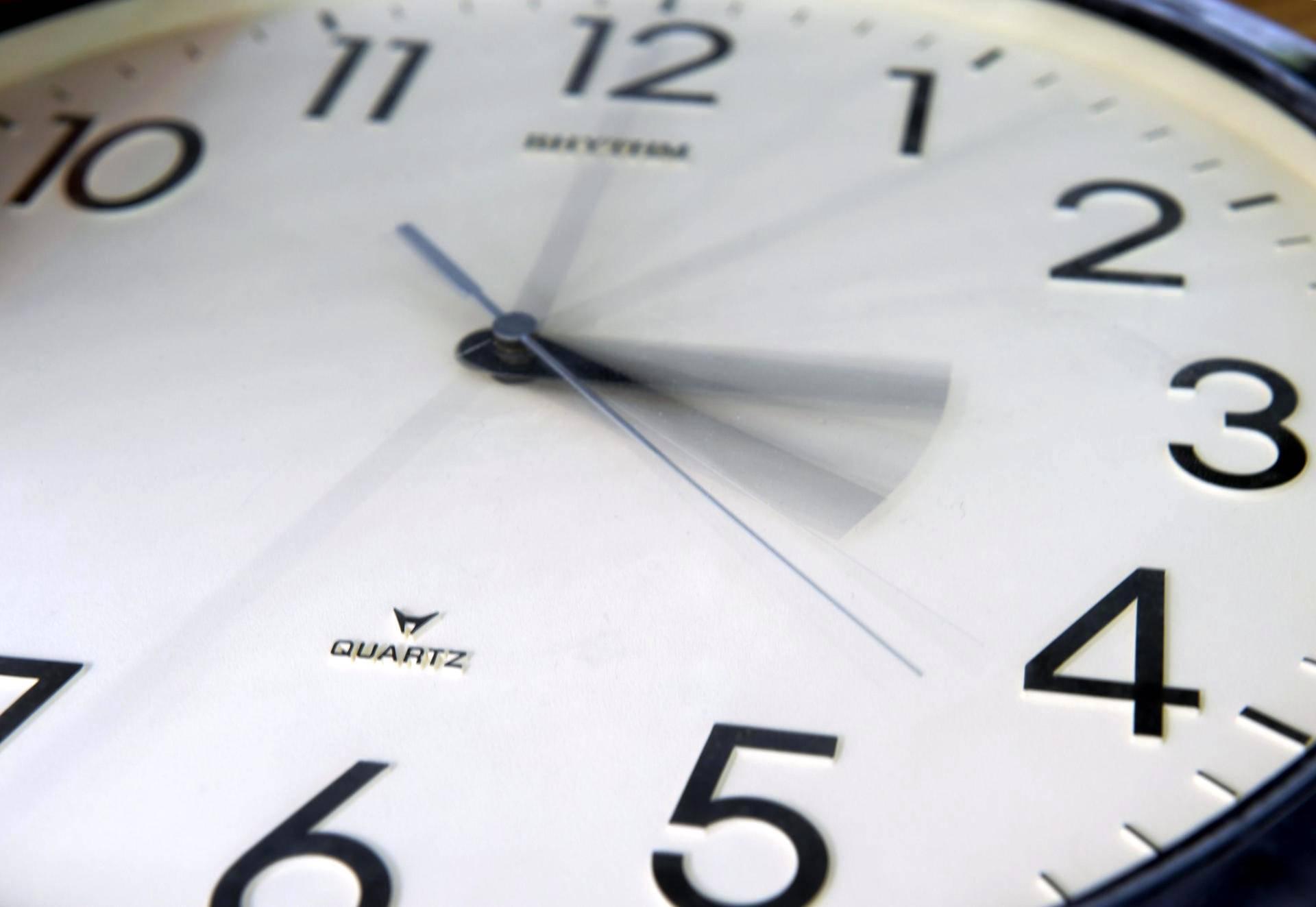 Kellot Siirretään