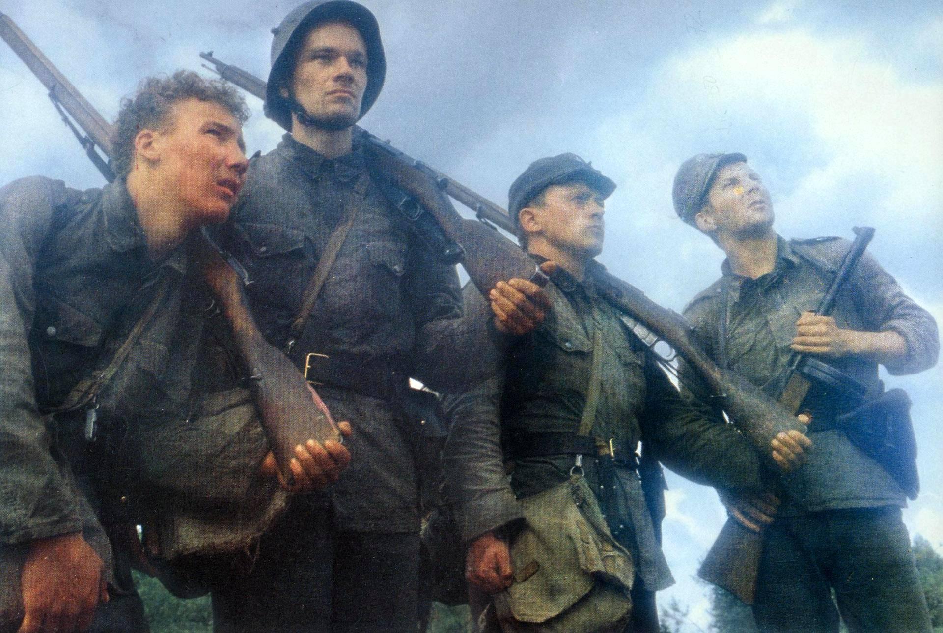 Tuntematon Sotilas Määttä