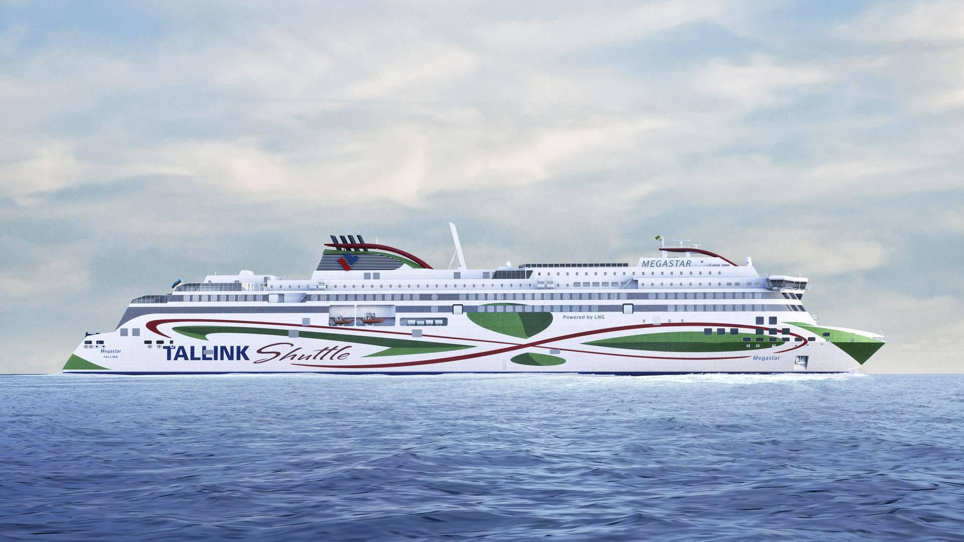 Tallink Uusi Laiva