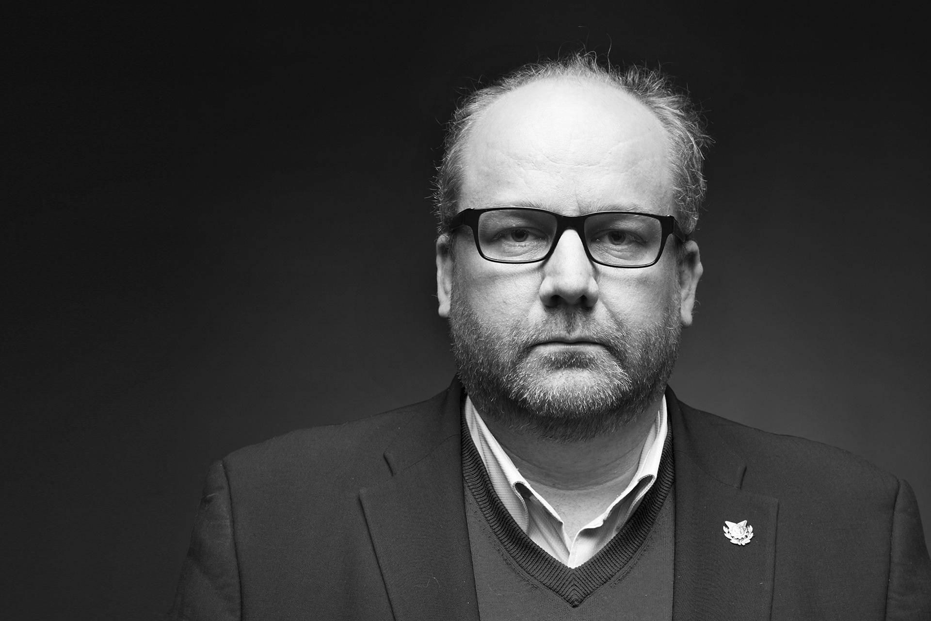 Marko Piirainen sanoo, että kotoa ovat peräisin hänen keskeiset arvonsa: rehellisyys, oikeudenmukaisuus ja työnteon moraali.