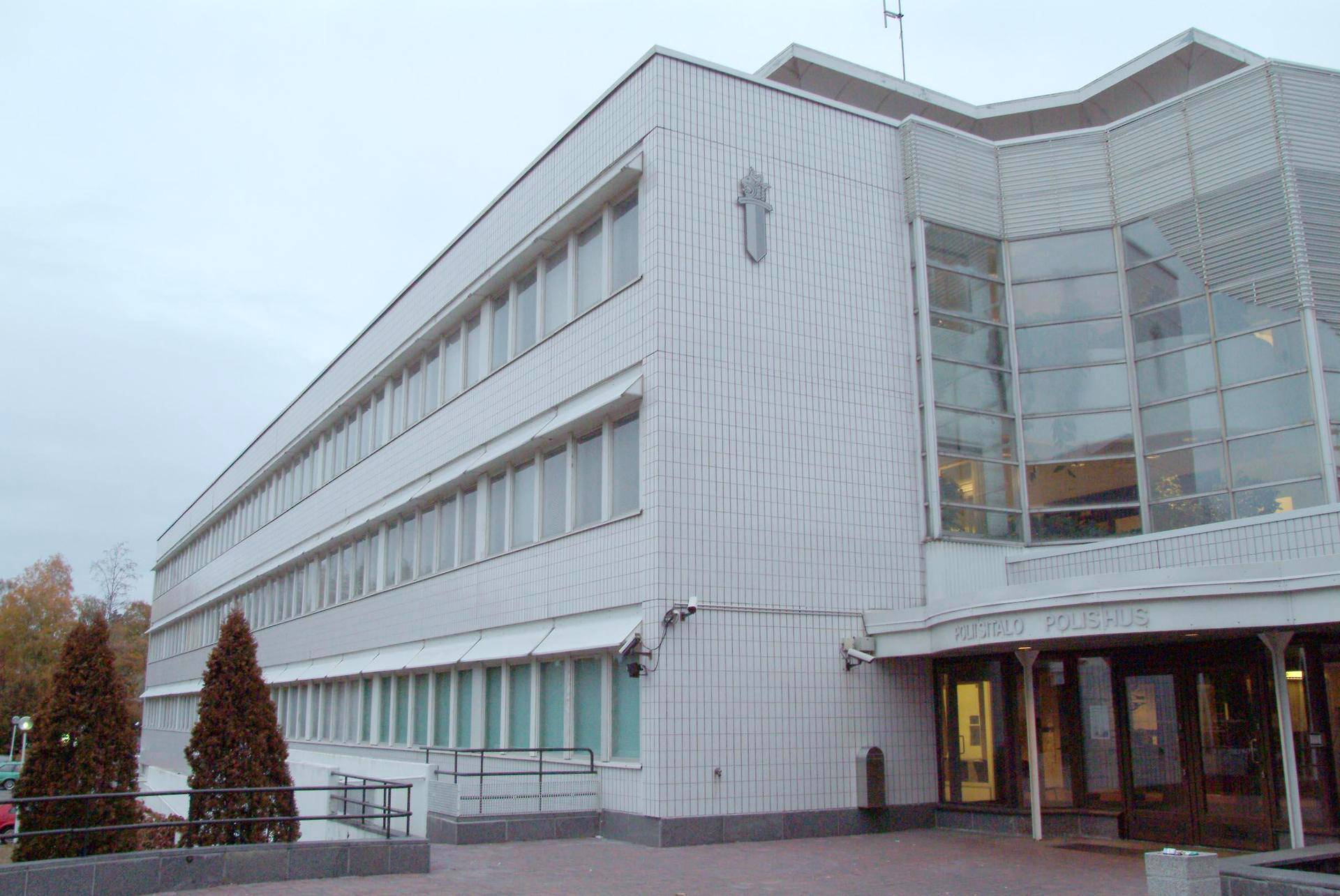 Vantaan Pääpoliisiasema