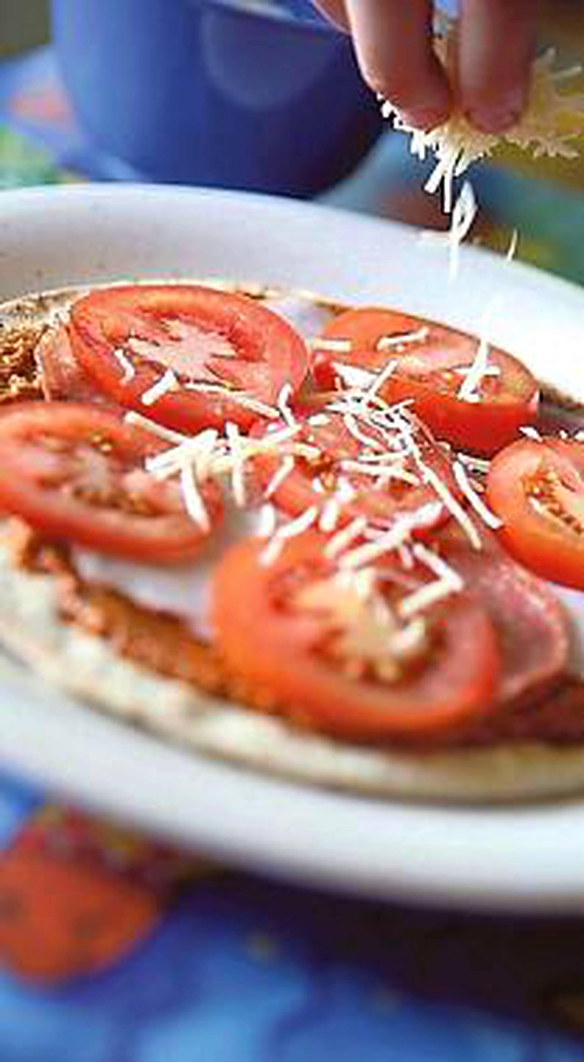 Rieskapizza