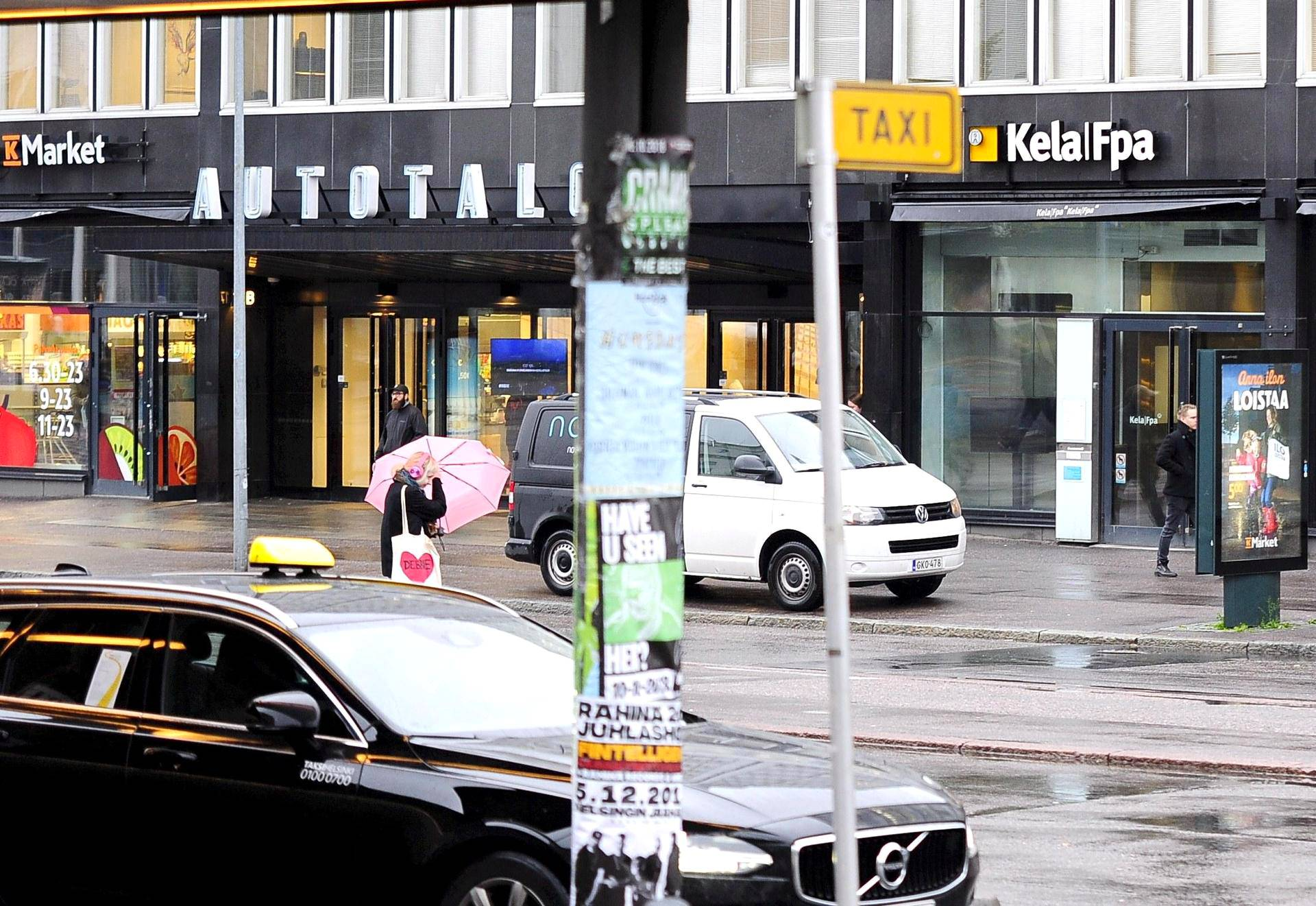 Kela Taksi Tampere