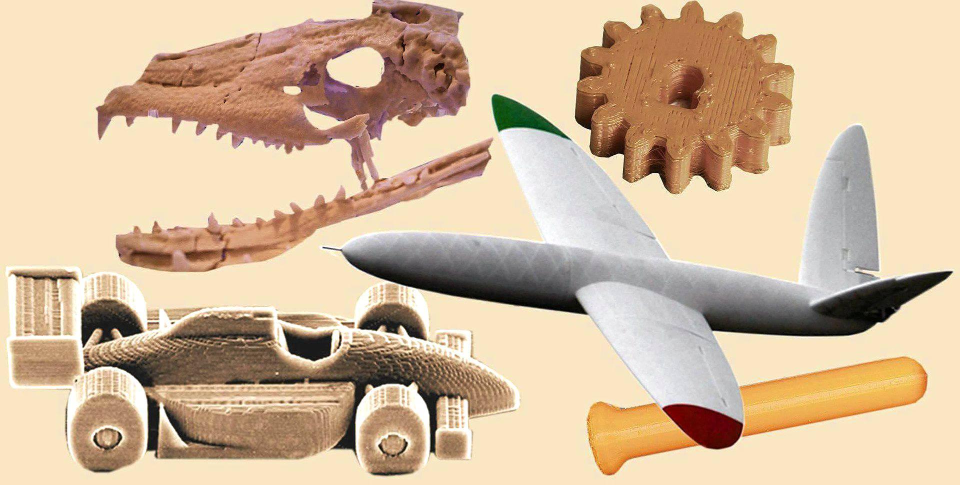 Muuttaako 3D-tulostus maailman?