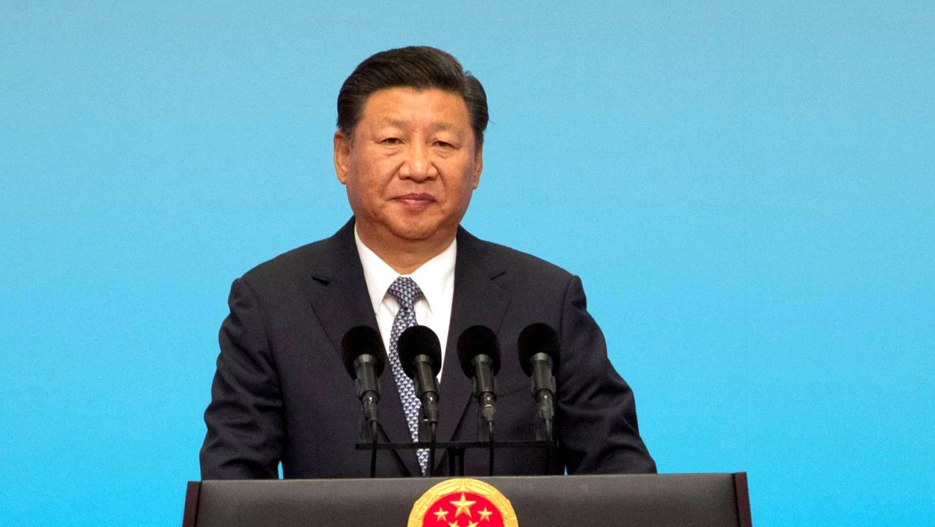 Kiinan Presidentti