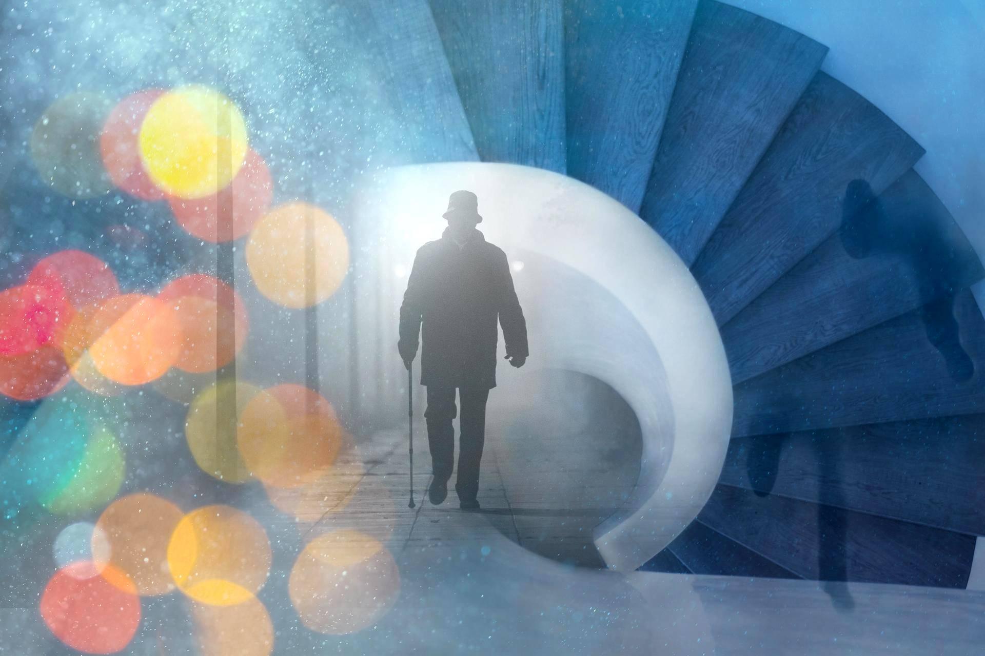 Kuollut isä juoksi kodin ohi keltaisissa shortseissa – Terveetkin ihmiset näkevät harhoja, ja tutkijan mukaan