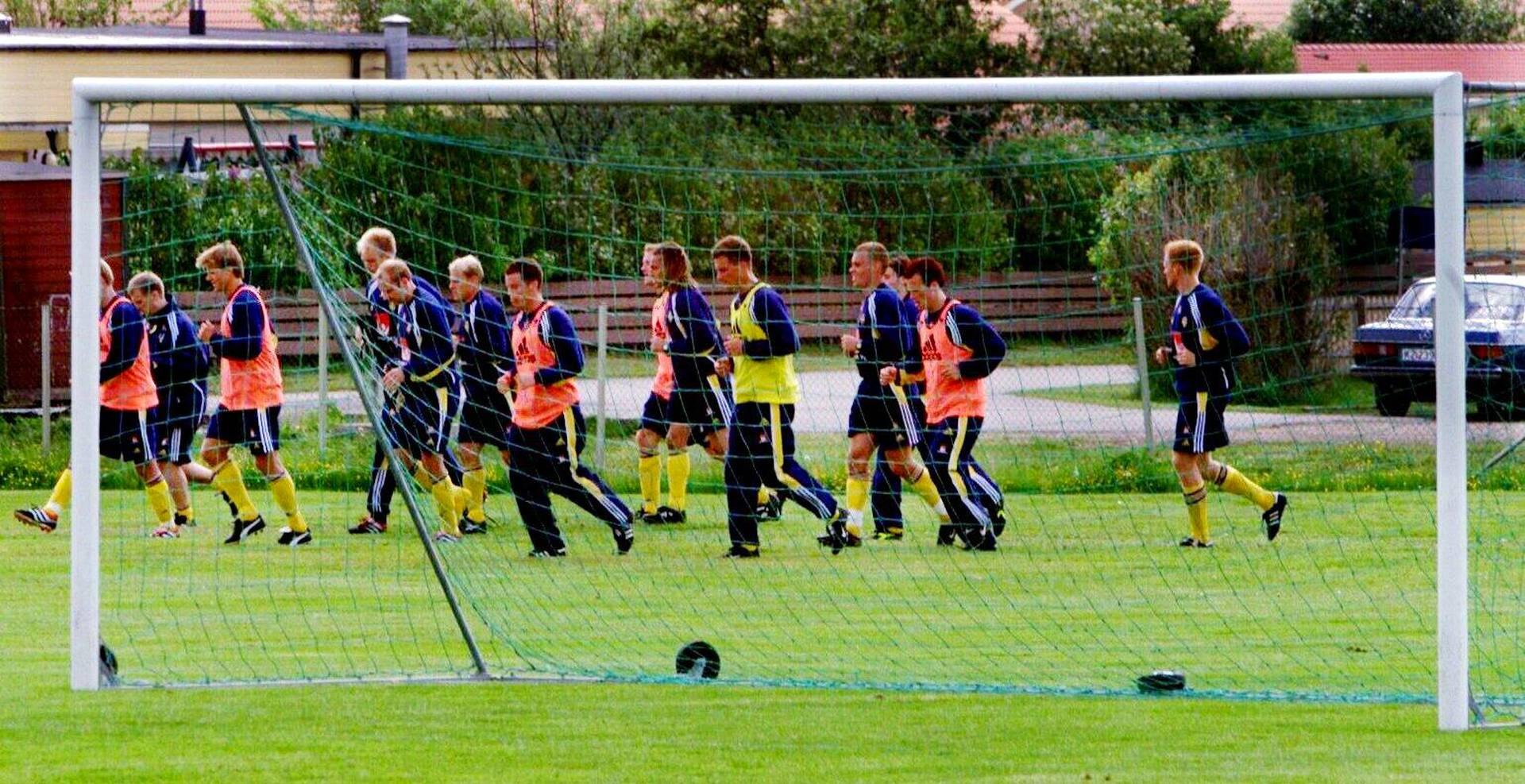 Ruotsin Jalkapallomaajoukkue