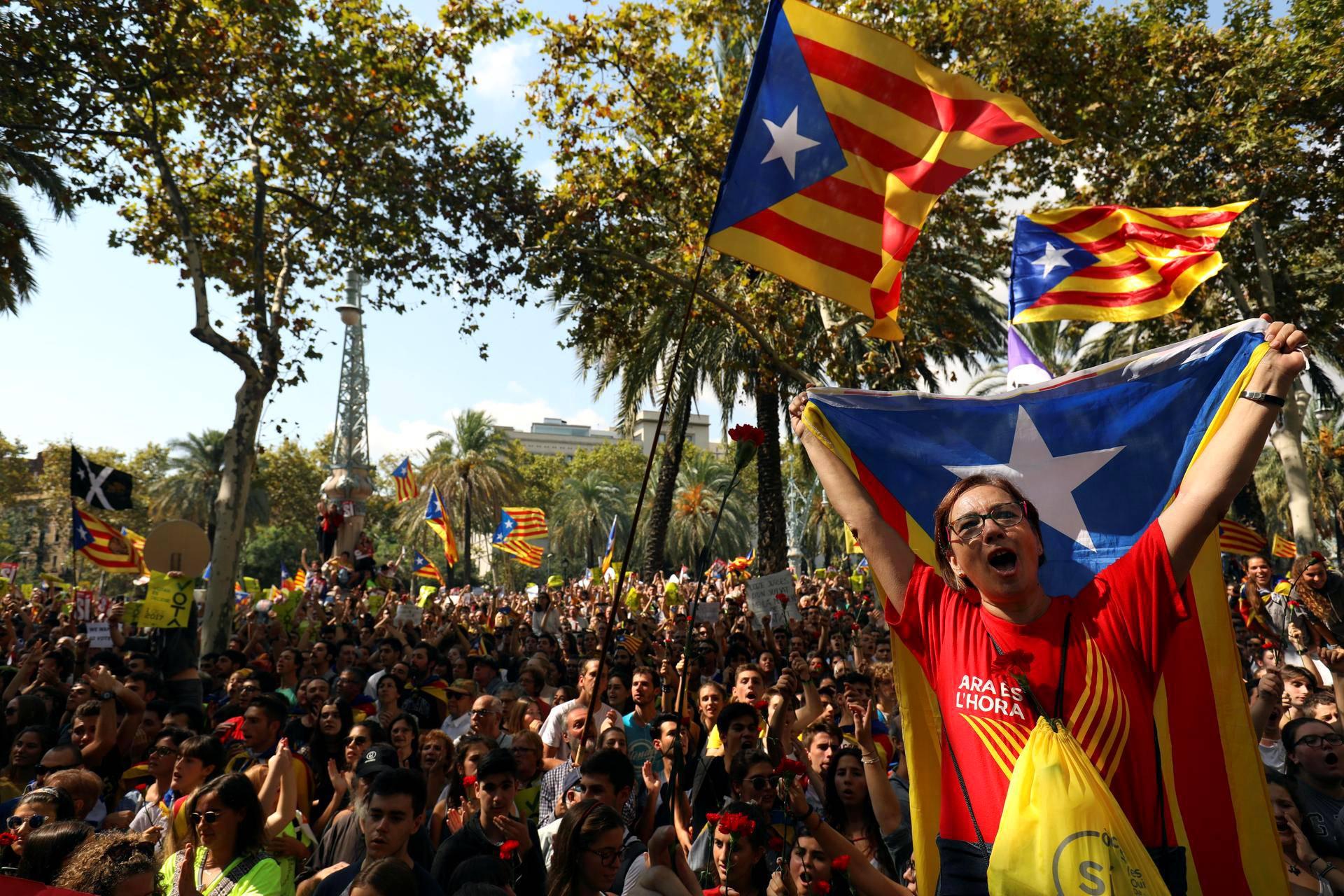 Katalonian Historia