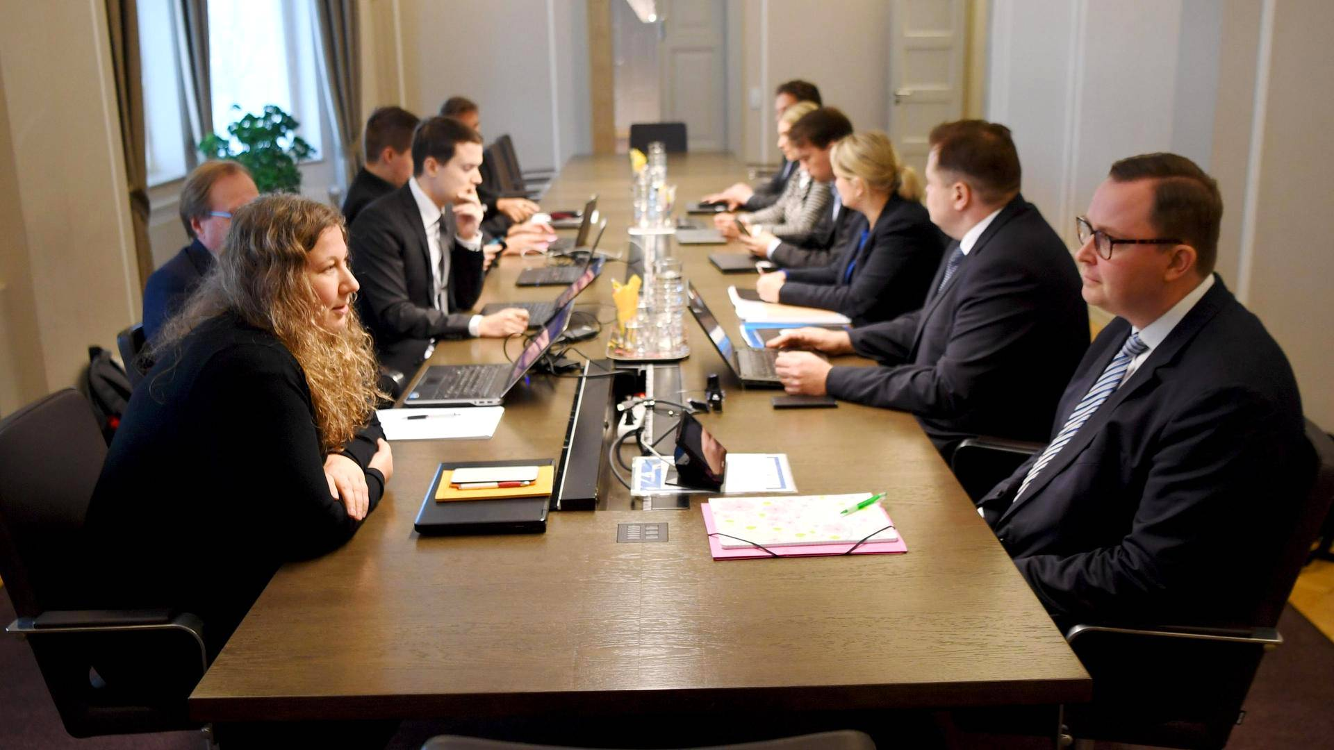 Teknologiateollisuus Neuvottelut
