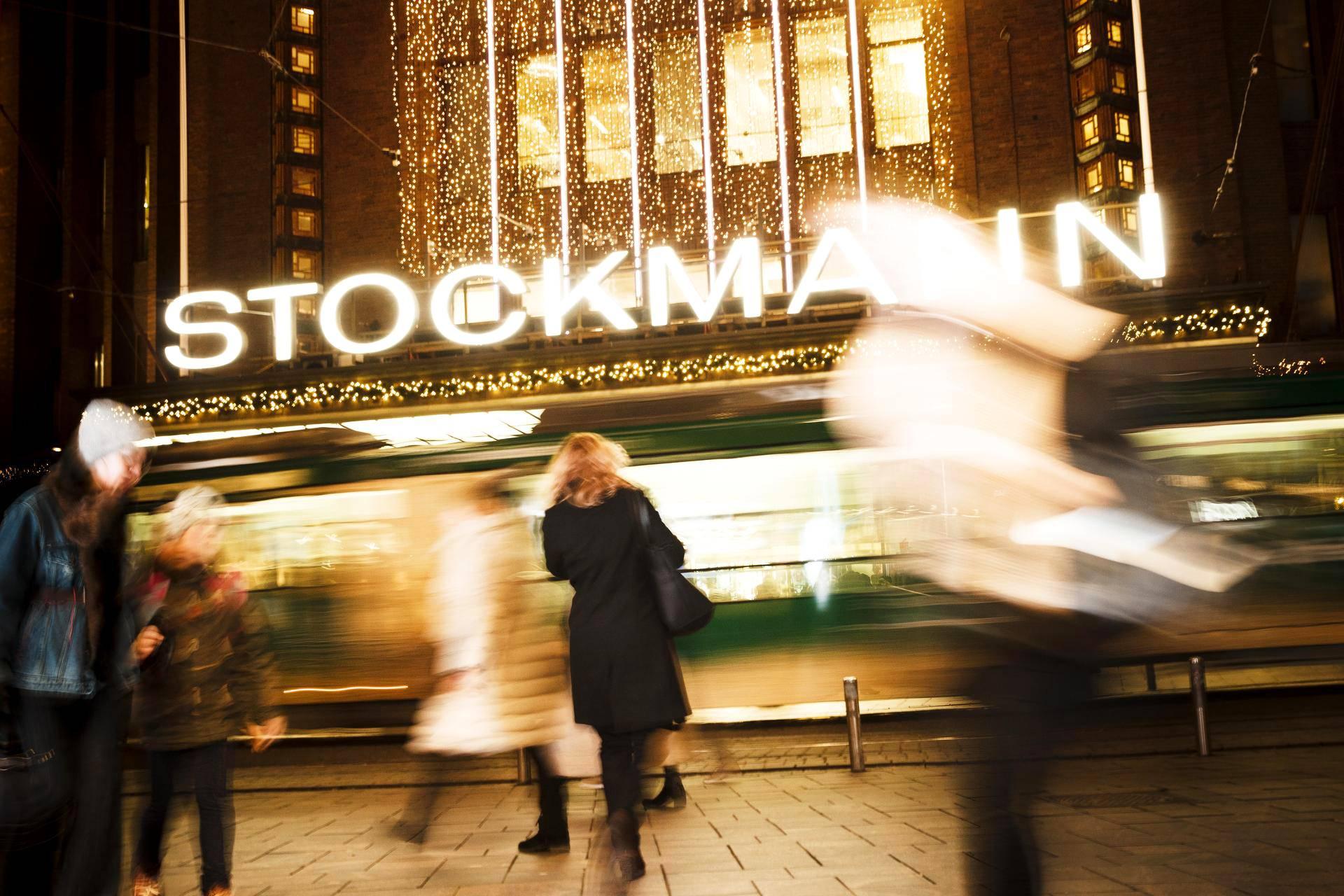 Stockmann Historia