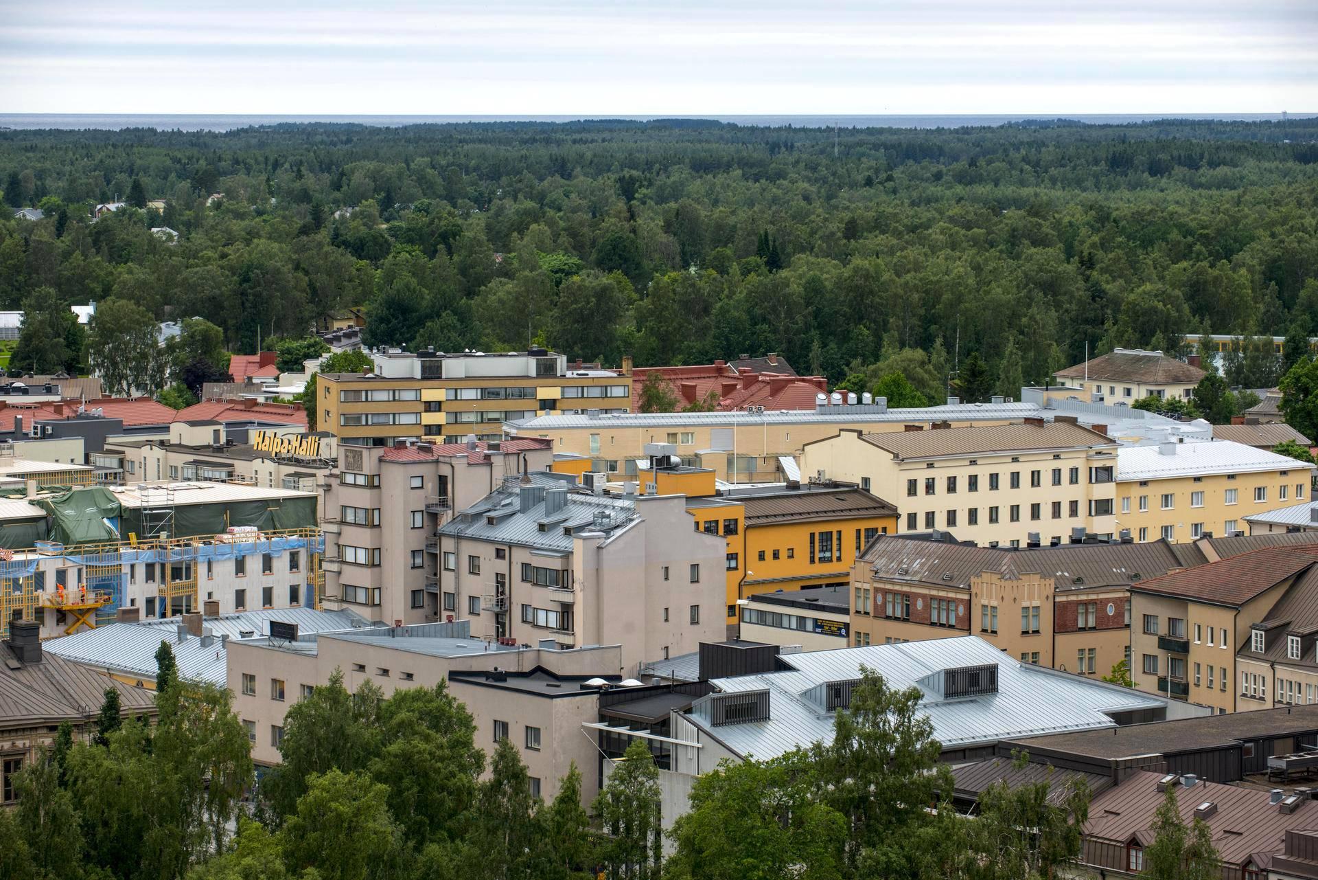 Pietarsaaren alueella pelätään epidemiaa, koska rokotekattavuus on niin alhainen.