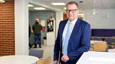Espoon kaupunginjohtaja Jukka Mäkelä.