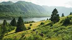 Slovenian Bohinj on luontoihmisen paratiisi.