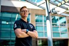 Huawein johtava tutkija Petri Wiklund on ollut kehittämässä älykellojen älyä.