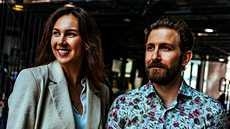 Myynti- ja markkinointikonsultti Olivia Wuorimaa ja yrittäjä Teemu Tervo haluavat jokaisen viihtyvän Sellain työyhteisössä.