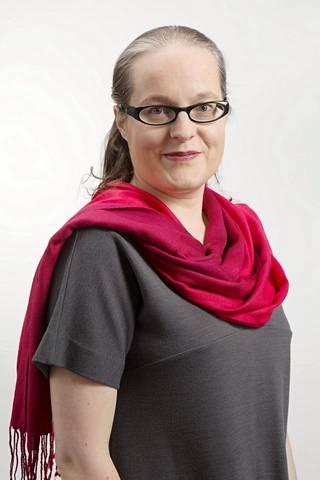 Anna Vuorjoki.