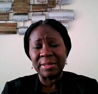 Mausi Segun on Human Rights Watch -järjestön Afrikan-osaston johtaja.