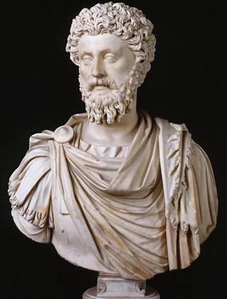 Keisari Marcus Aurelius hallitsi Rooman valtakuntaa, kun kulkutauti rantautui Eurooppaan Aasiasta.