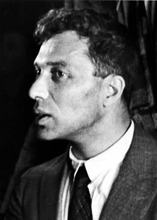 Kirjailija Boris Pasternak vuonna 1933.