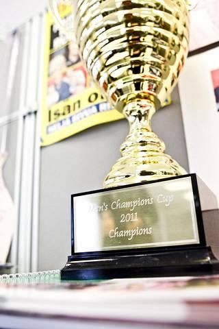 EräViikinkien edeltäjä SSV voitti vuonna 2011 salibandyn seurajoukkueiden maailmanmestaruuden Champions Cupin.