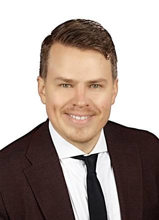 CBRE:n tutkimusjohtaja Jussi Niemistö