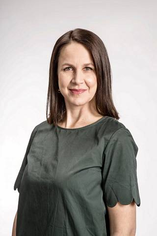 Veronika Honkasalo.