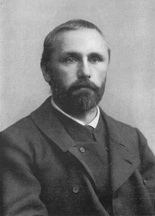 Arvid Järnefelt as a young man in the 1890s.