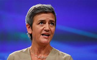 Vestager announced in October 2017 that Luxembourg had given illegal tax benefits to Amazon worth around 250 million euros.