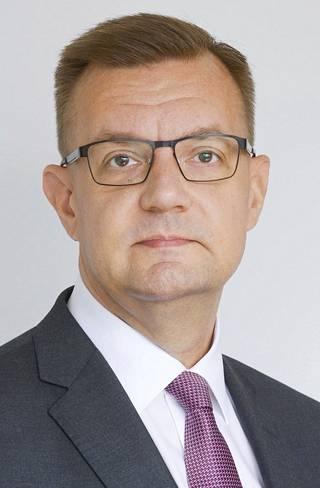 Sosiaali- ja terveystoimen johtaja Juha Jolkkonen.