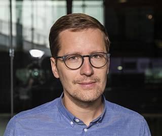 SAK:n pääekonomisti Ilkka Kaukoranta.