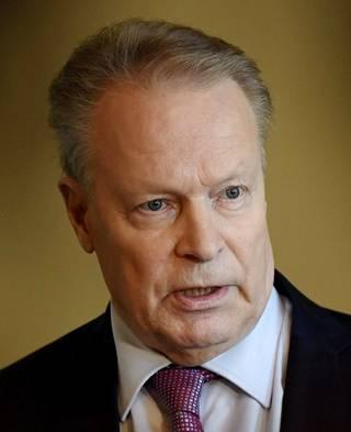 Kansanedustaja Ilkka Kanerva.