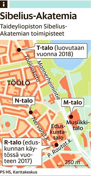 Sibelius-Akatemiaan valittiin kuusi uutta vierailijaprofessoria, jotka kaikki ovat miehiä – selvitimme, miksei yhtään naista mahtunut joukkoon