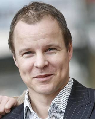 Ravitsemusasiantuntija Patrik Borg