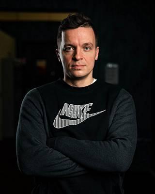 Sami Muhonen on työskennellyt liikunta-alalla kymmenen vuotta.