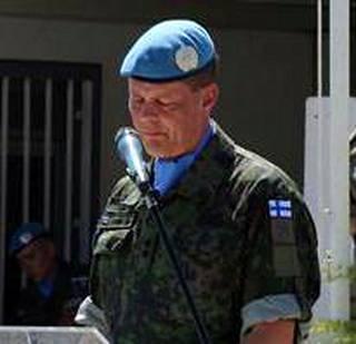 Venäjä-tutkimusryhmän johtaja Simo Pesu
